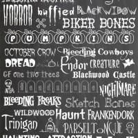 35 Fun & Spooky Free Halloween Fonts