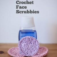 How to Crochet Face Scrubbies Tutorial