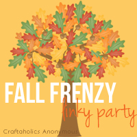 Fall Frenzy 2014 Linky Party