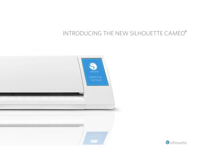 New Silhouette CAMEO. This tool rocks!