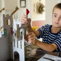 Castles and Catapults Kiwi Crate + Giveaway