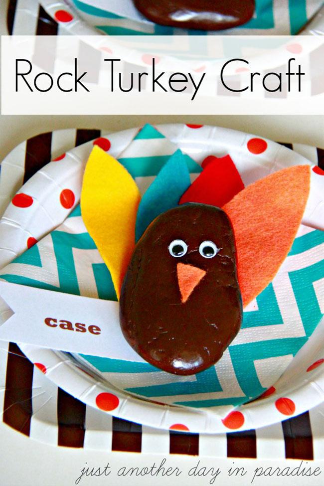 rock turkey