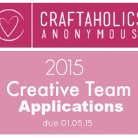Call for 2015 Contributors