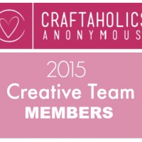 Meet the 2015 Craftaholics Anonymous Creative Team!