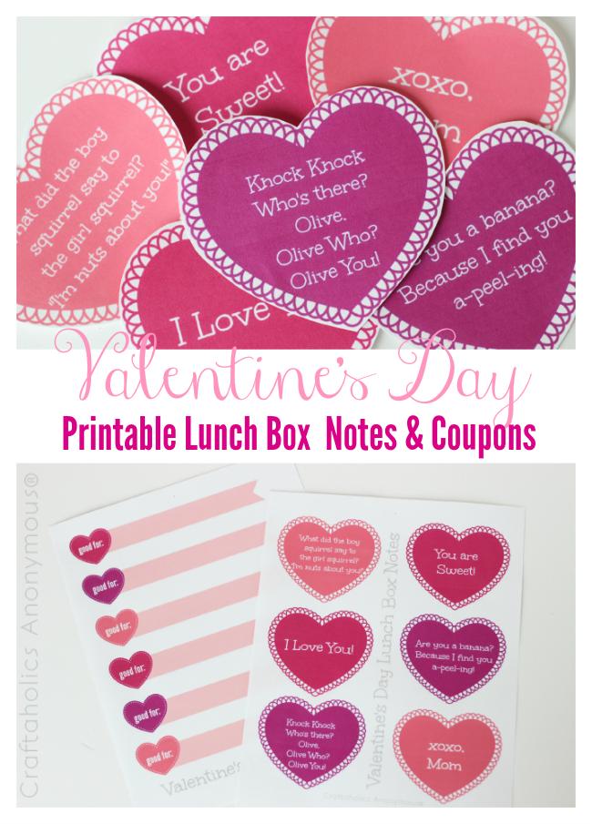 Valentines day notes gluesticksblog