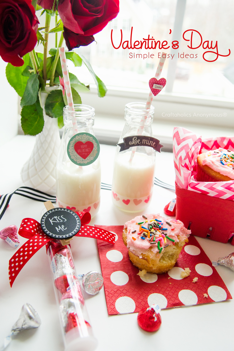 Easy Valentines Day ideas || I am seriously running to Target now! #OneSpotValentine