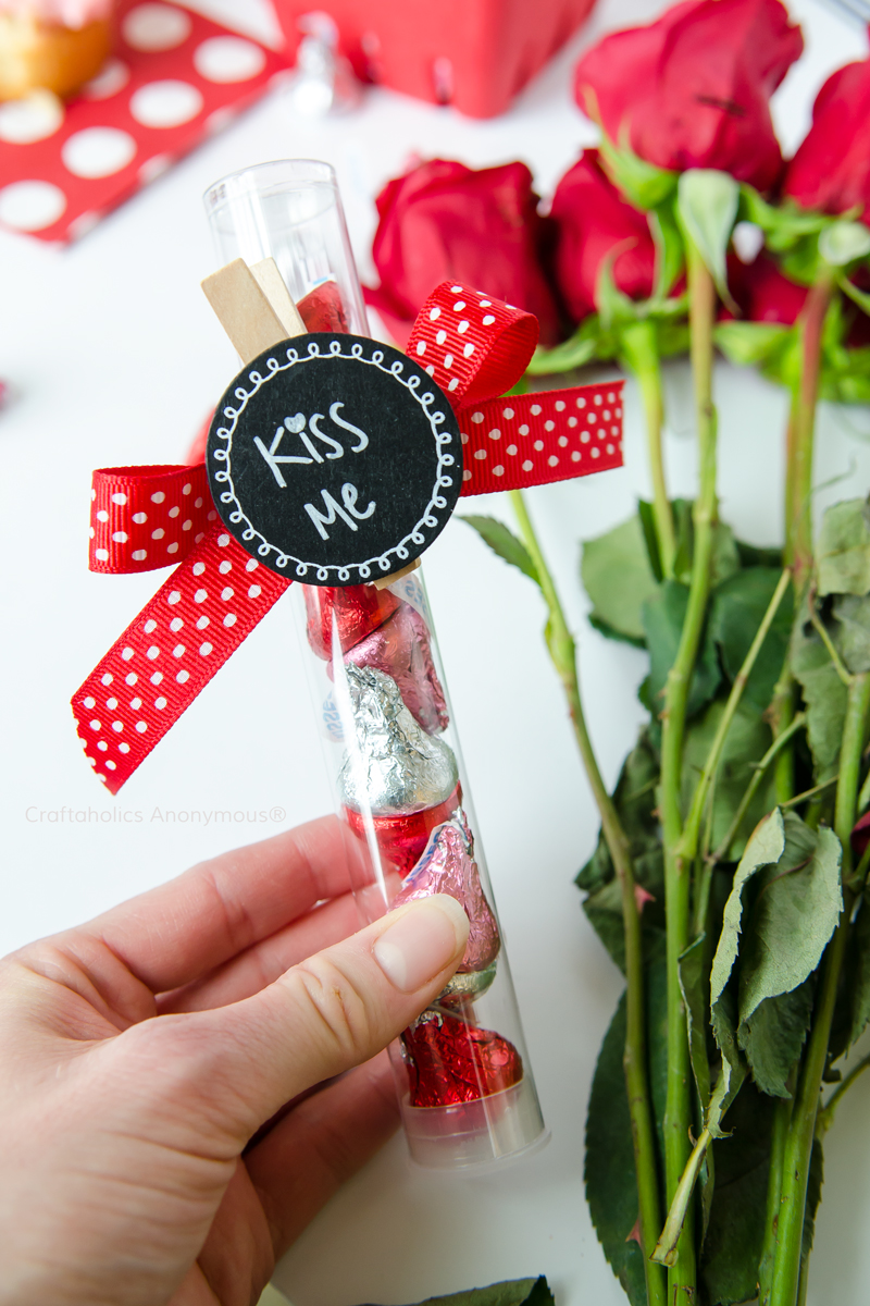 Kiss Valentine Gift Idea Perfect For Him Or Her