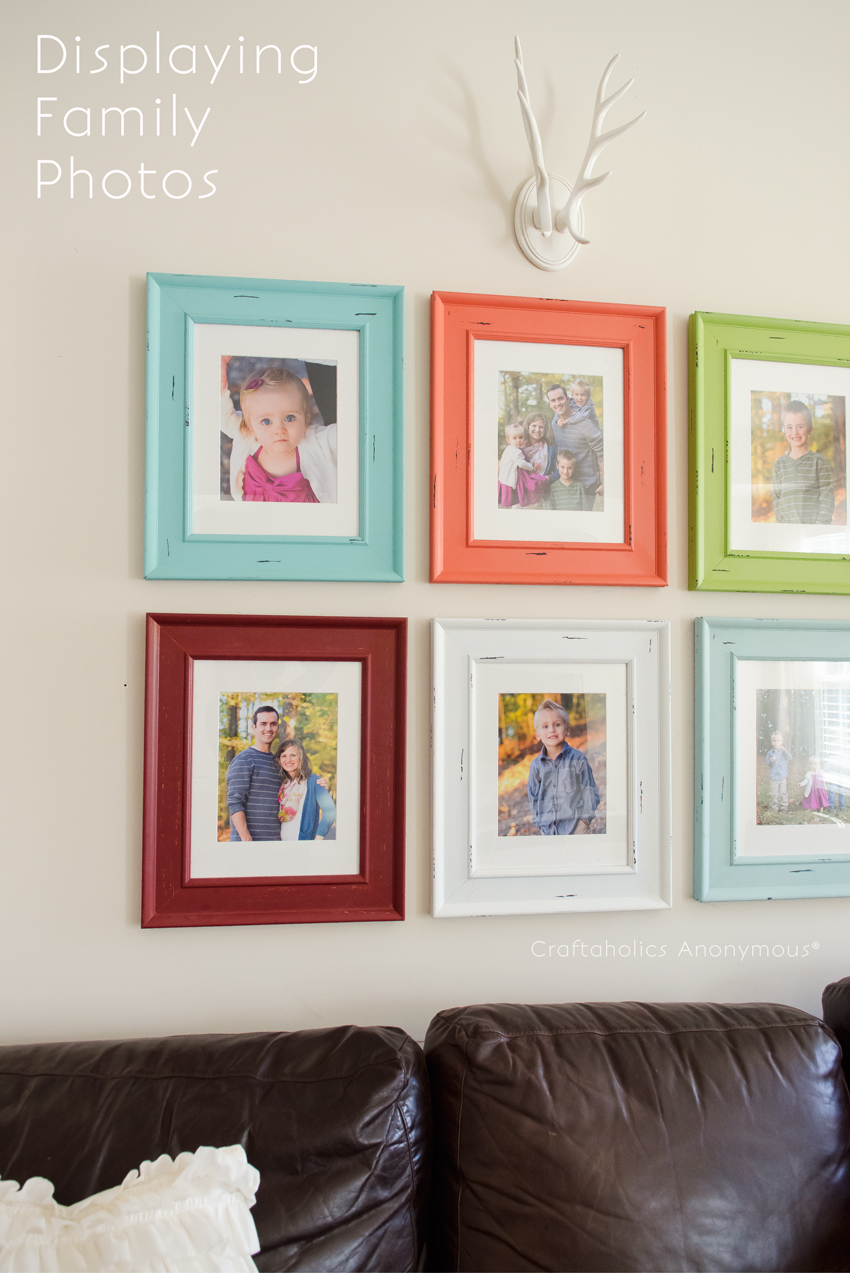 decorating-with-family-photos