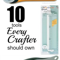 10 Tools Every Crafter Should Own