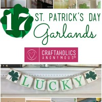 17 St. Patrick's Day Garlands