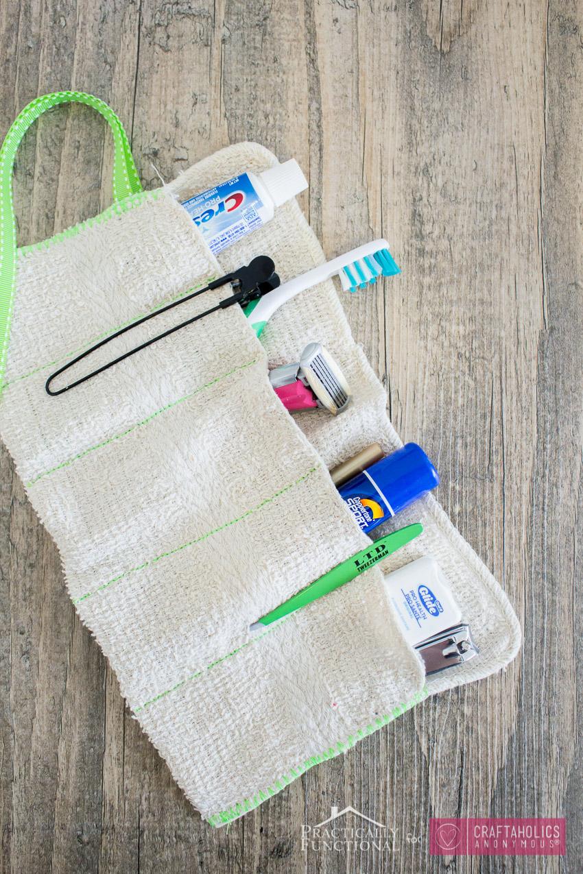 DIY Travel Kit