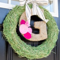 3 Spring Wreaths You can Make in Minutes