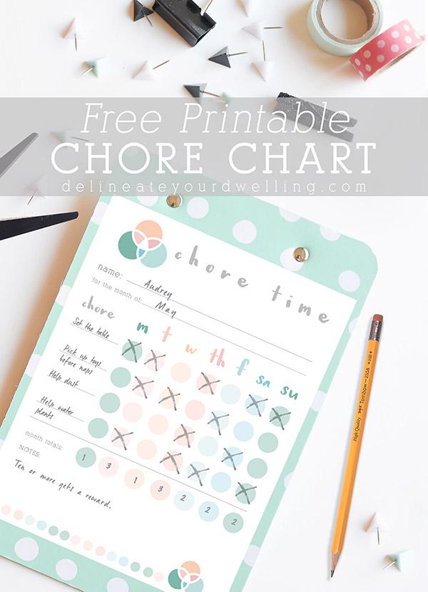 Free-Printable-Chore-Chart