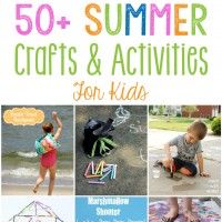 Summer Crafts for Kids