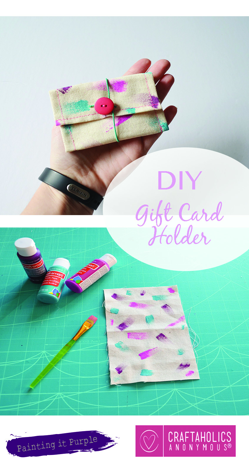 DIY GIFT CARD HOLDER