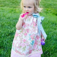 Cutest DIY Pillowcase Dress + Giveaway