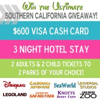 Ultimate Southern California Giveaway