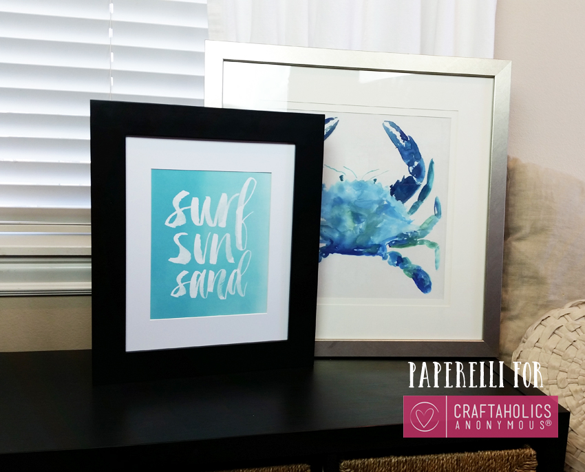 Nautical Printable by Paperelli @Craftaholics Anonymous