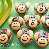 Banana Monkey Muffins