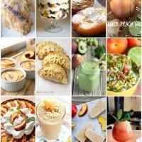 76 Peach Recipes