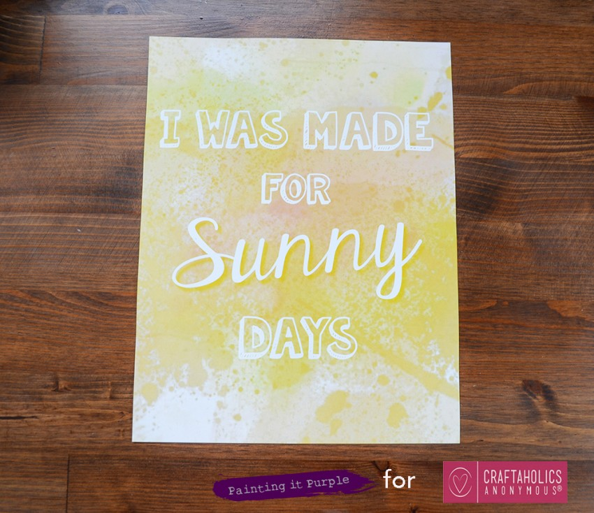 SUMMER_PRINTABLE - Painting it Purple for CA