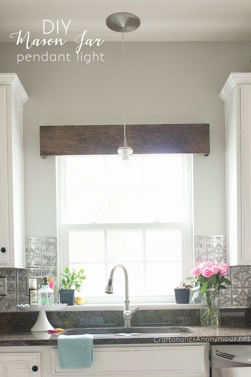 DIY Modern farmhouse kitchen