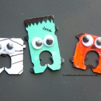 Halloween Bread Tags