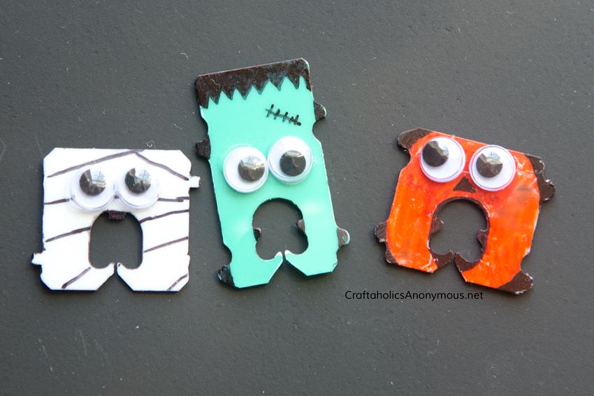 Halloween Bread tags