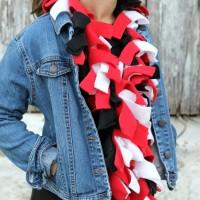 CA scarf