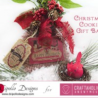 Christmas Cookie Gift Bag
