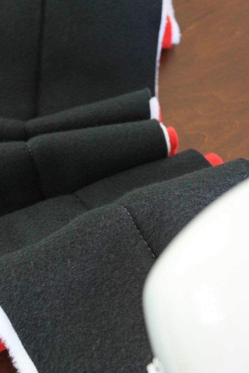fleece scarf gift idea