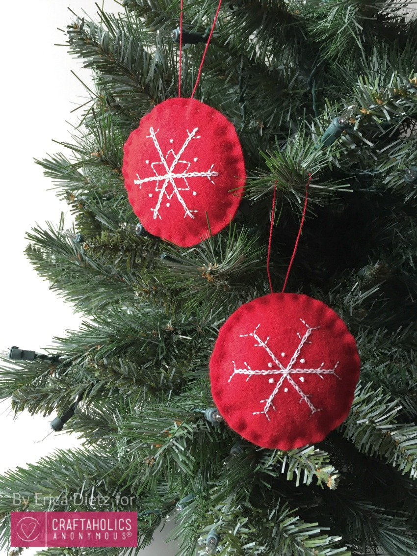 Crafts For Christmas Ornaments