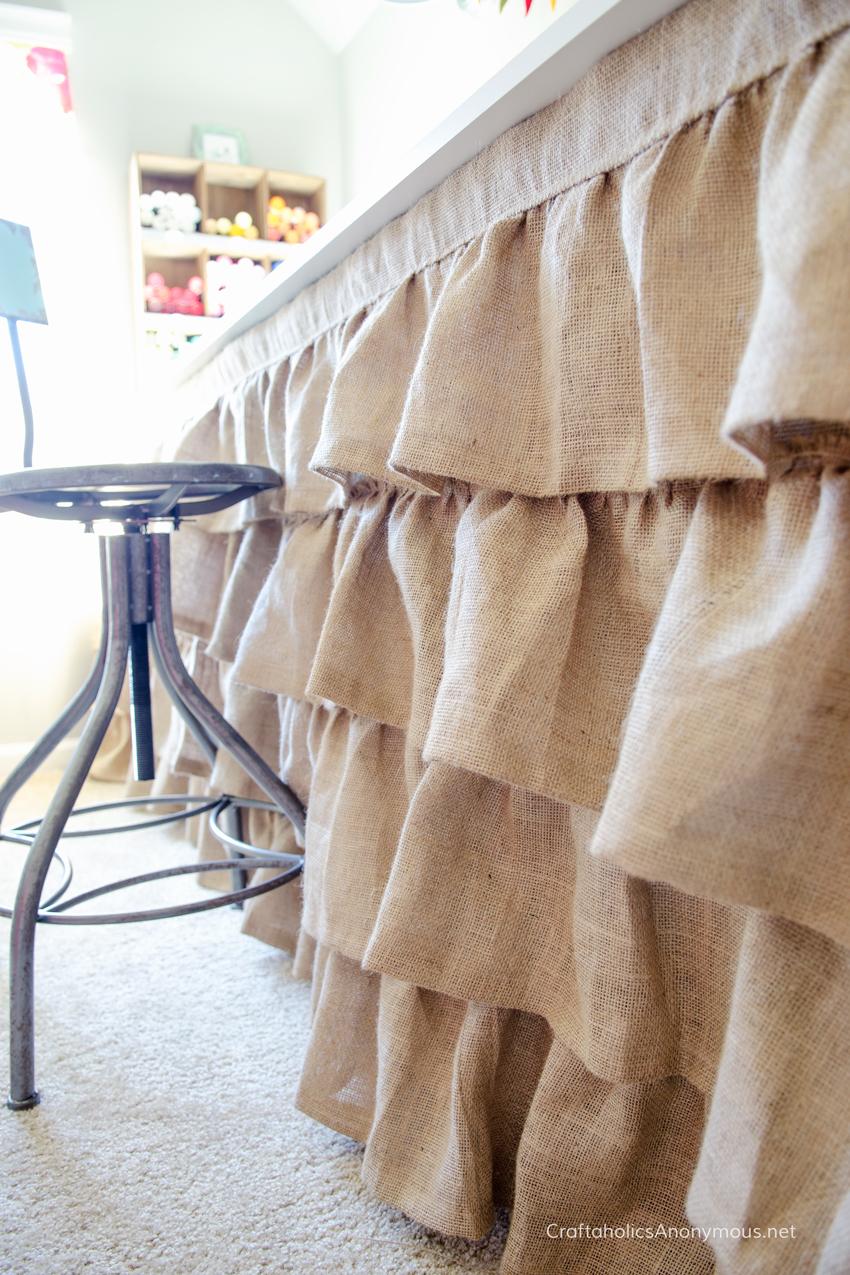 ruffled-burlap-curtain