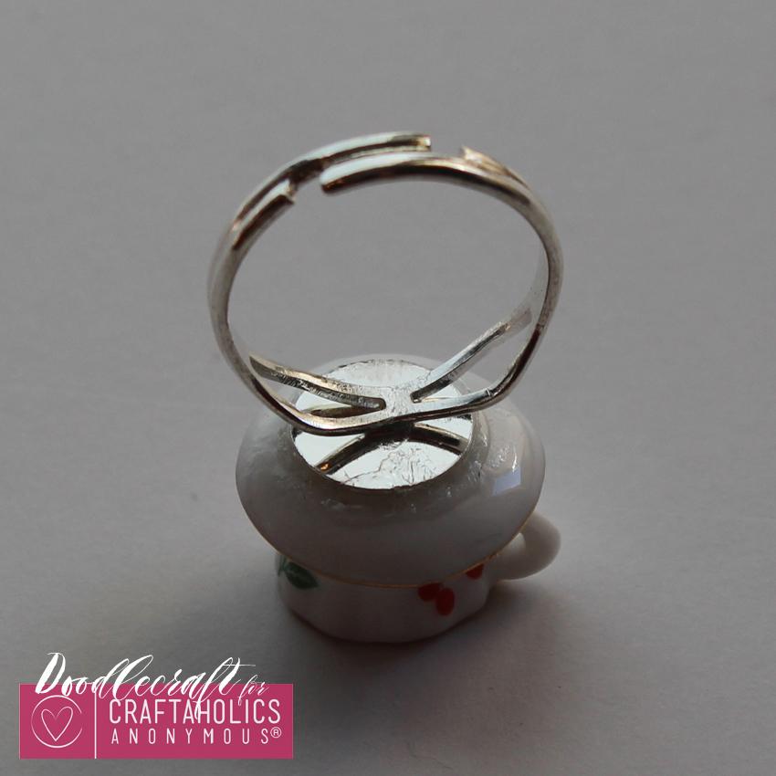 teacup tea set teapot jewelry easy diy heirloom ring necklace handmade gift (4)