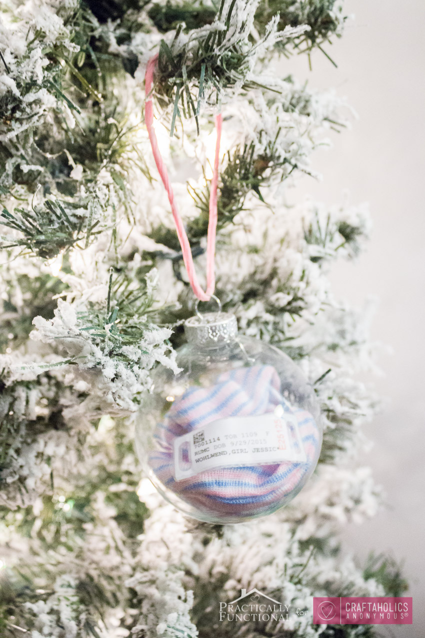 Baby's First Christmas Ornament-2