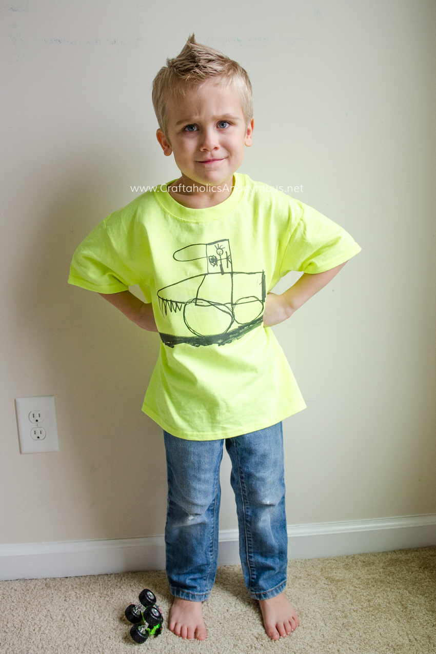 DIY-kids-art-shirt