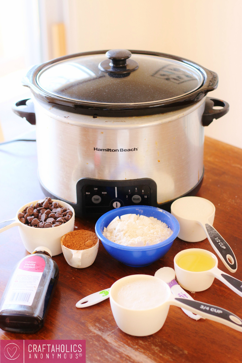 Dessert in the Slow Cooker