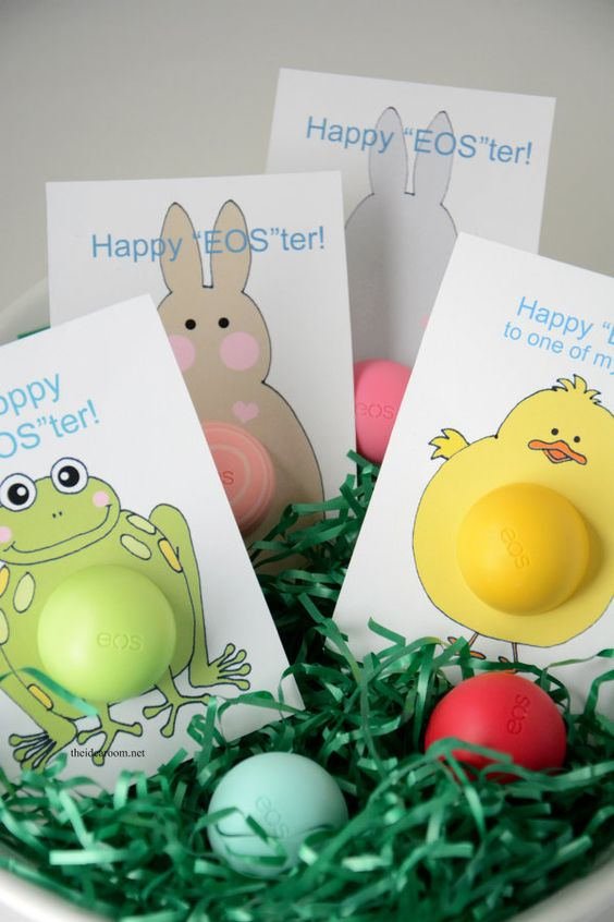 easter eos chapstick printable