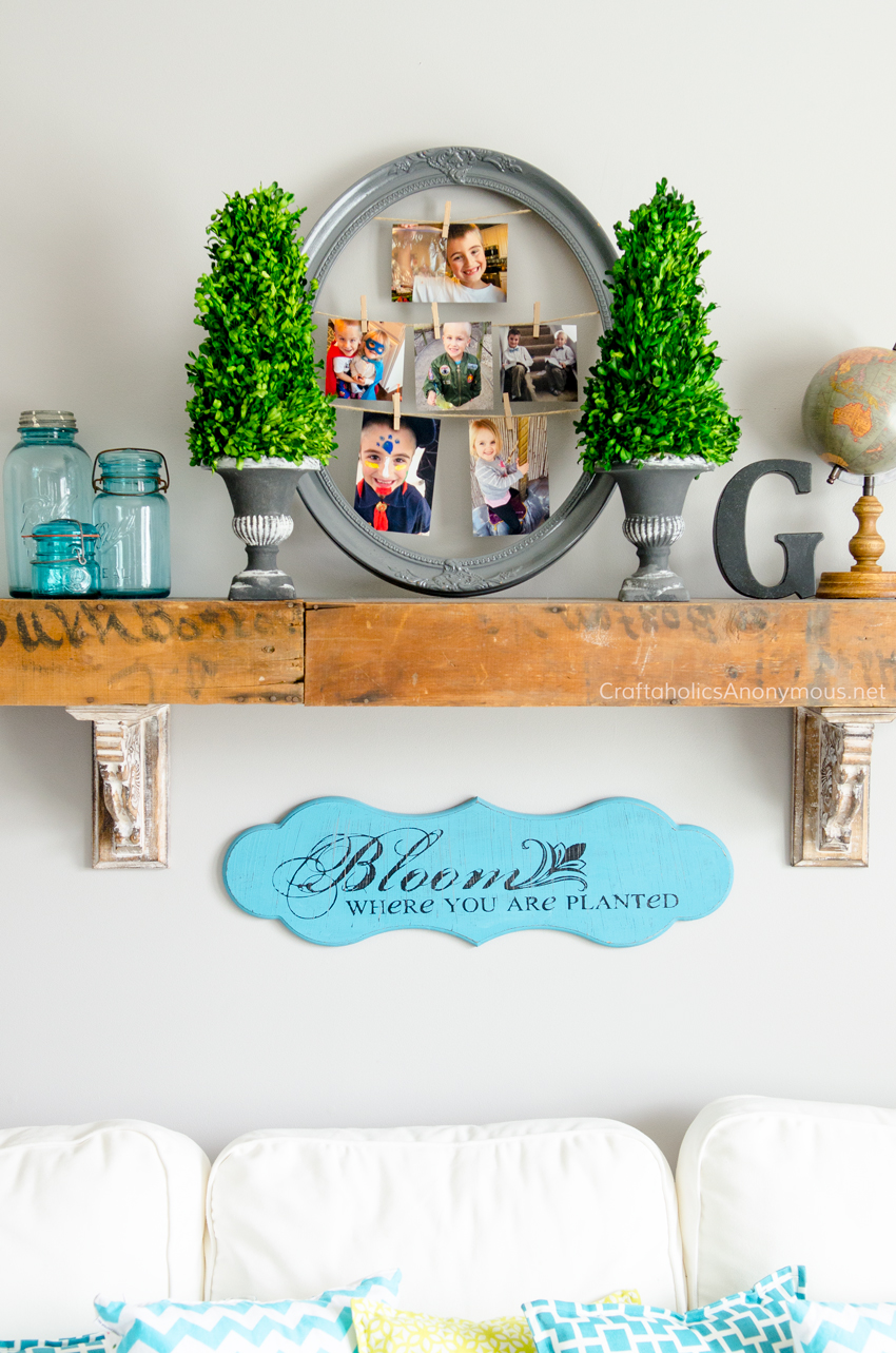 DIY Photo Decor