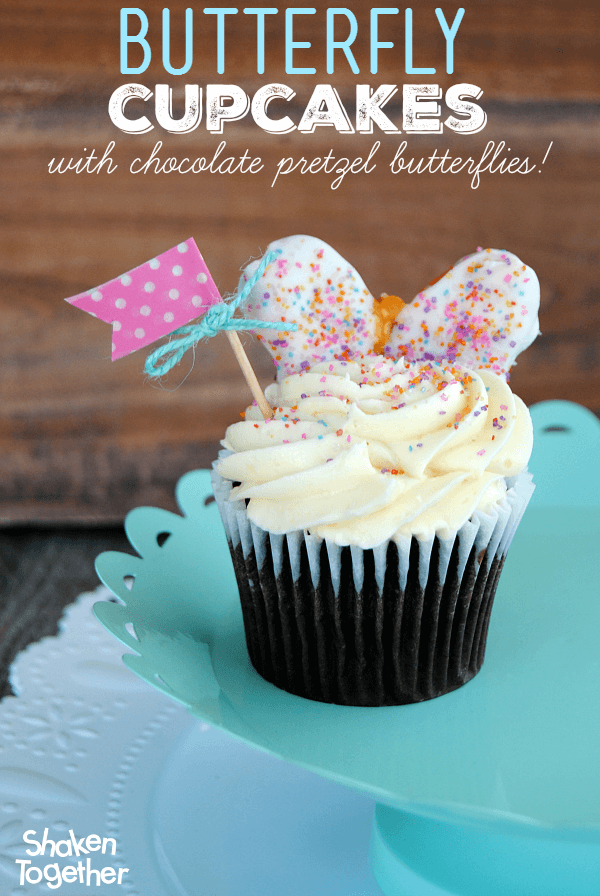 Butterfly Cupcake Cupcakes