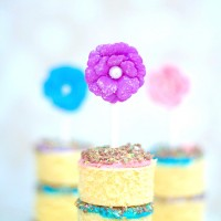 Mini Eggs Cake Stack – Quick Easter Dessert