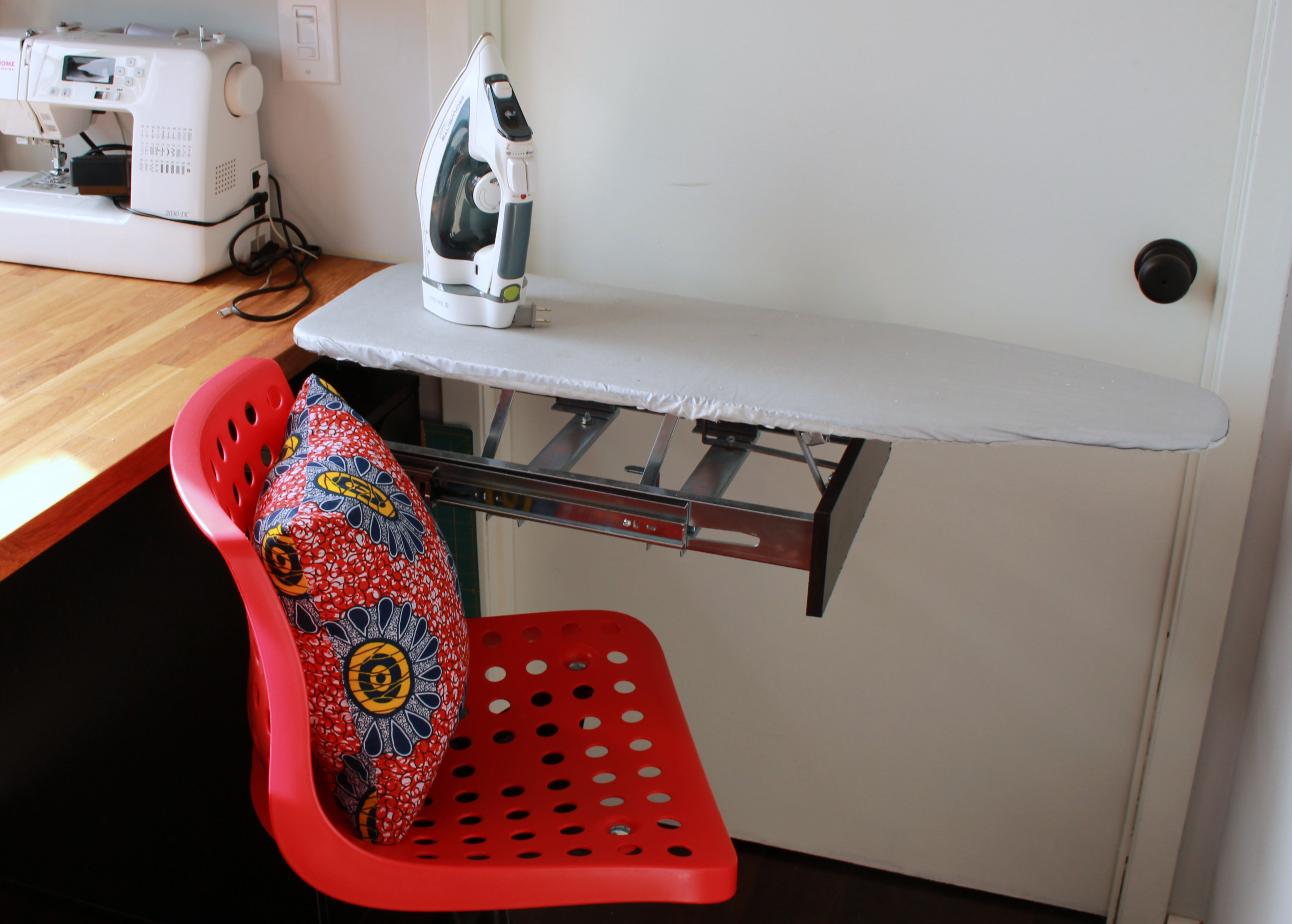 Ironing Board extended