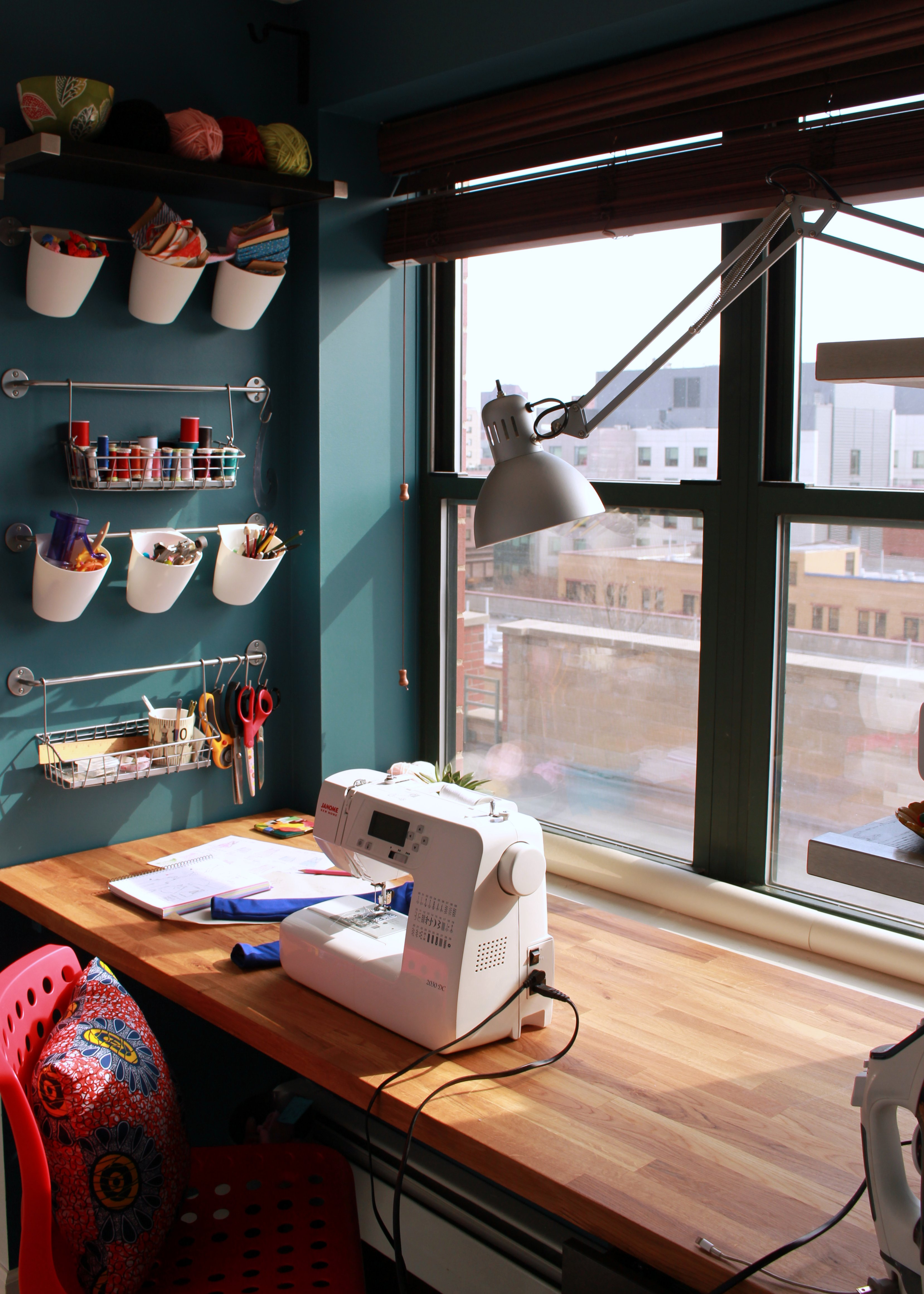 Sewing Station
