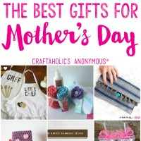 The Best Handmade Mother's Day Gifts!