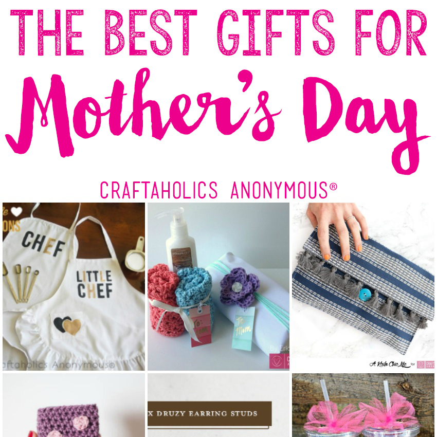 Craftaholics Anonymous: The Best Handmade Mother's Day
