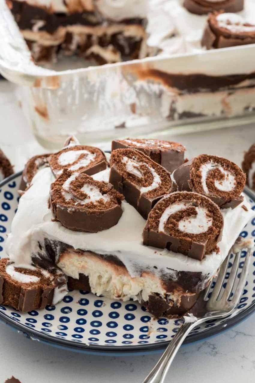 no bake summer dessert