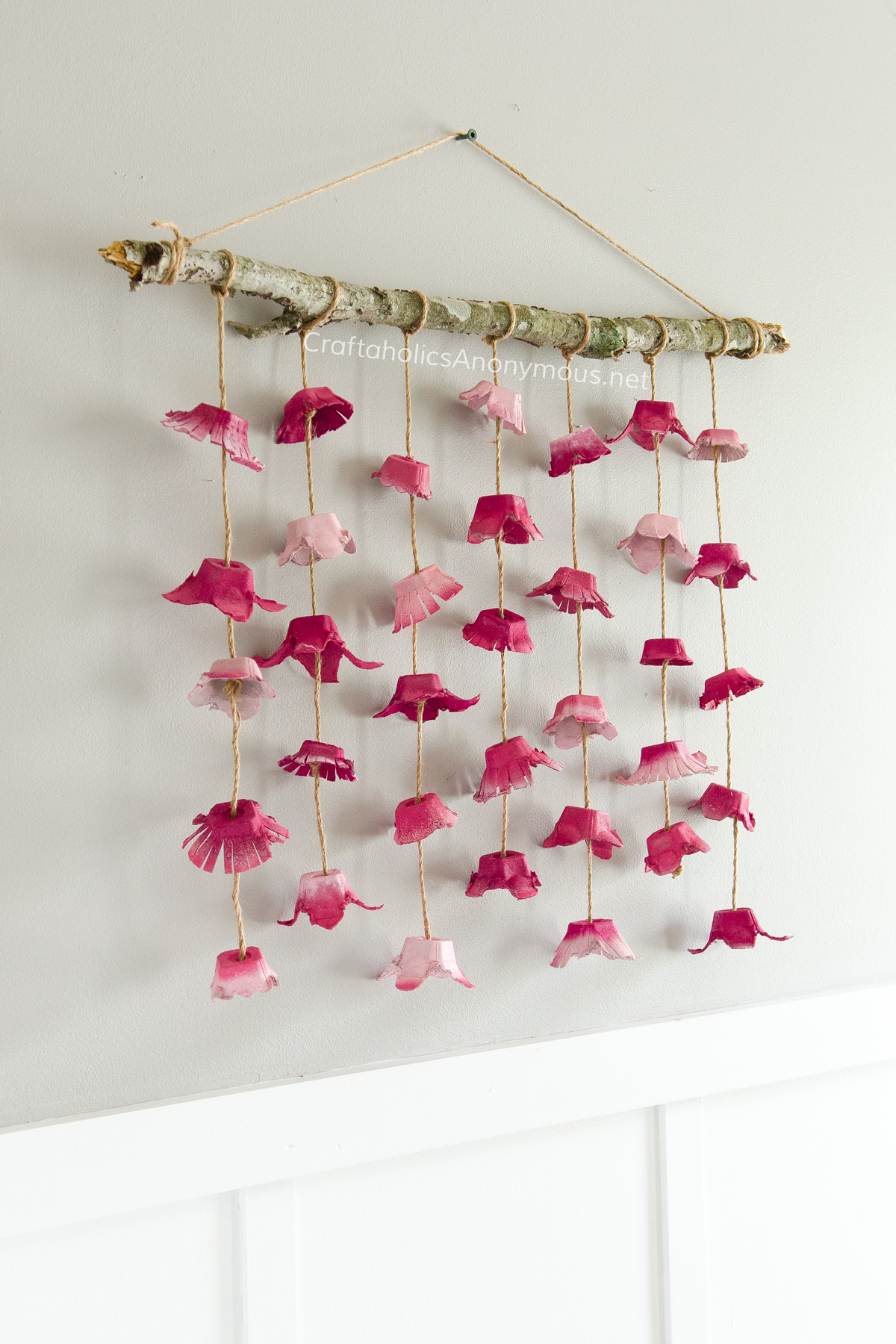 diy arts and crafts craftaholics anonymous 174 boho flower wall hanging made 4225