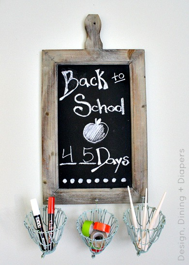 Back to School Organization 19