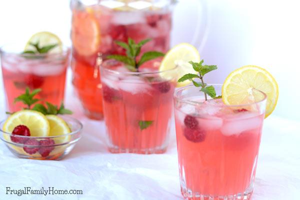 Refreshing Summer Drinks 17