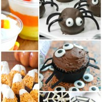 15 Preschool Halloween Treats